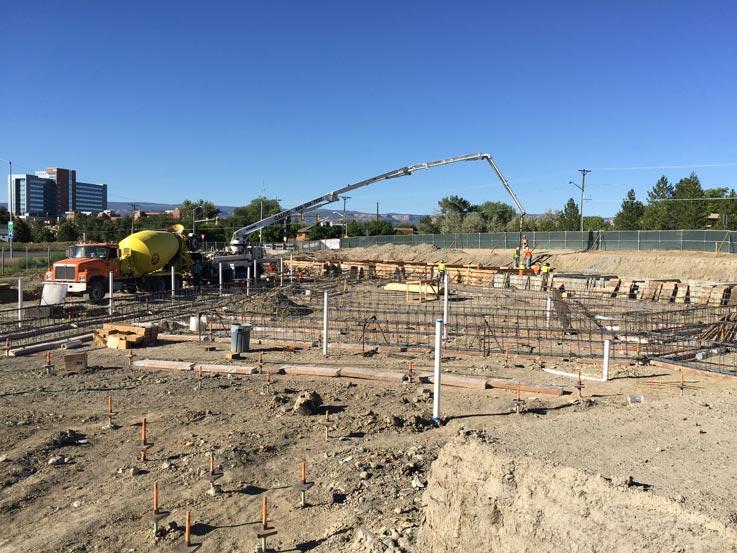 Bradbury Stamm Construction General Contractor Colorado