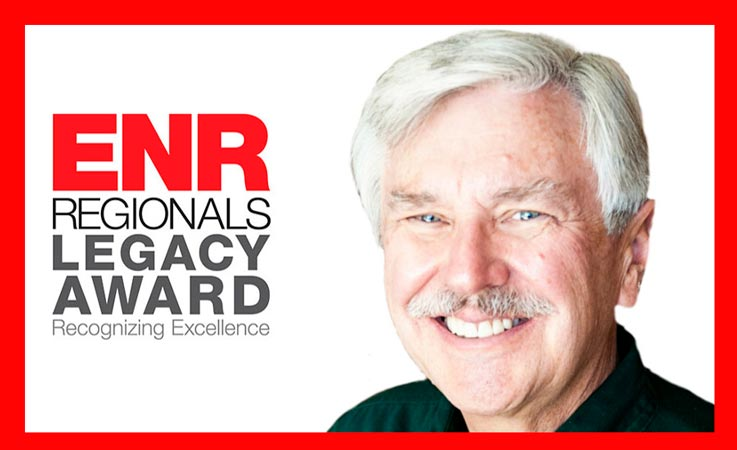 ENR Legacy Award Jim King